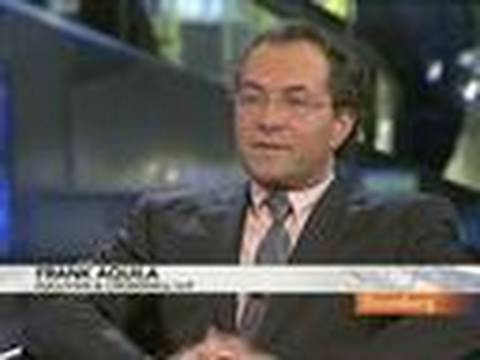 Aquila Says Bankruptcies to Increase as Lending Tightens: Video