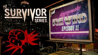 AngryMarks Rewind Episode 11 - WWE Survivor Series 2011