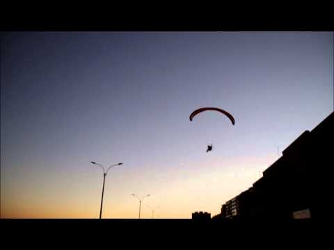The World's Greatest Commute: Parasailing in Montevideo, Uruguay