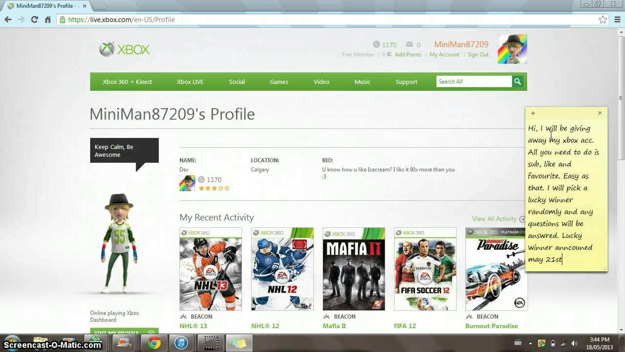 Forgot Xbox Live Email Switch Your Xbox Live Gamertag To Another Microsoft