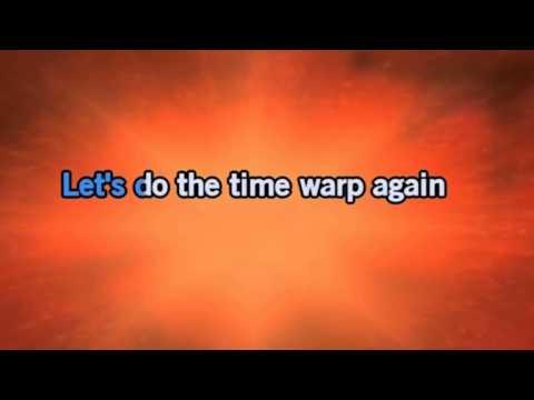 Time Warp 2,25-Karaoke