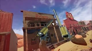 Good Ol Fashioned Shoot Em Up - Guns n Stories: Preface VR