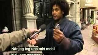 TV3:s Insider om kontrollanterna i Stockholms kollektivtrafik