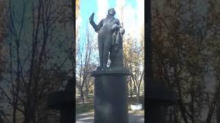 Памятник Пушкину.Таганрог.