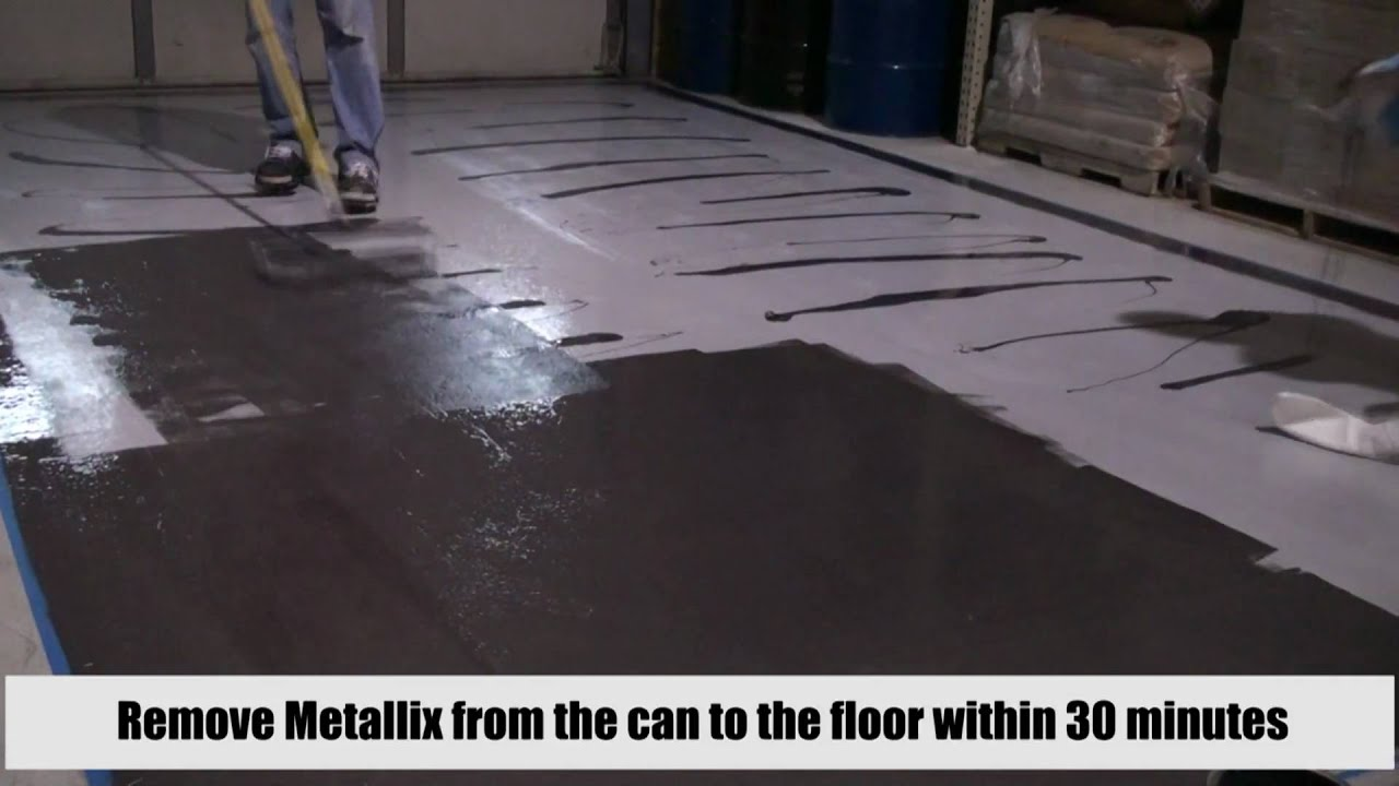 Metallix Epoxy Pure Metallic Metallic Epoxy Floor