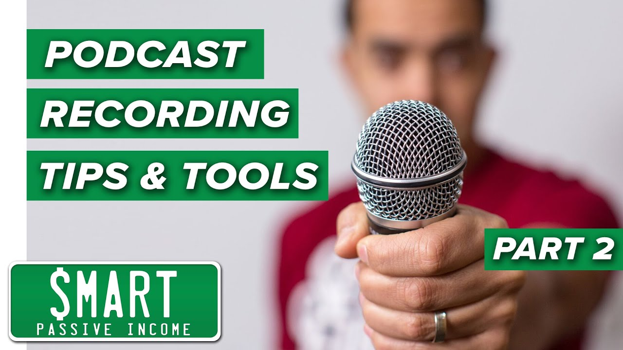 Top Podcasting Tips & Tools for Recording, Interviews & Exporting (PART 2)