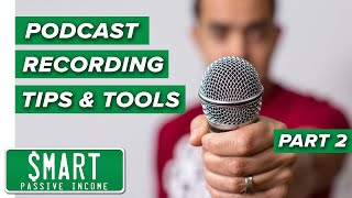 Top Podcasting Tips & Tools for Recording, Interviews & Exporting (2018 Tutorial)