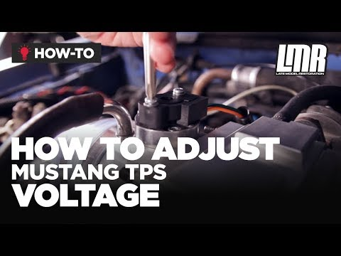 mustang tps install how to adjust throttle position sensor voltage 1999 Ford Mustang Wiring Diagram