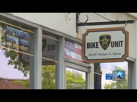 Portsmouth city leaders dedicate new home for Sheriff's Office Bike Unit