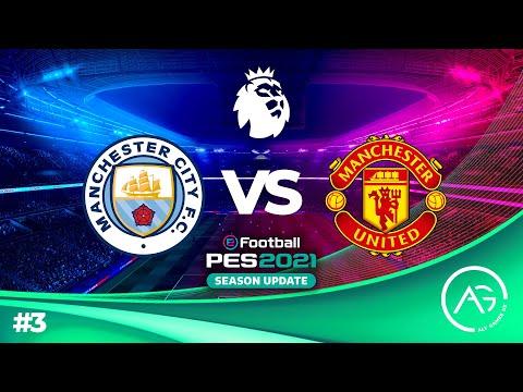 eFootball PES 2021 SEASON UPDATE. Manchester Derby  
