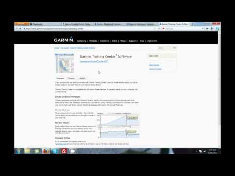 How to install free GPS map for New Zealand on Garmin GPS Instructions