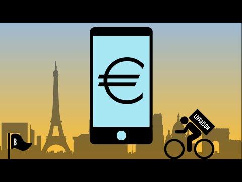 Stuart : Coursier à Vélo Dans Paris, Le Meilleur Job étudiant ?