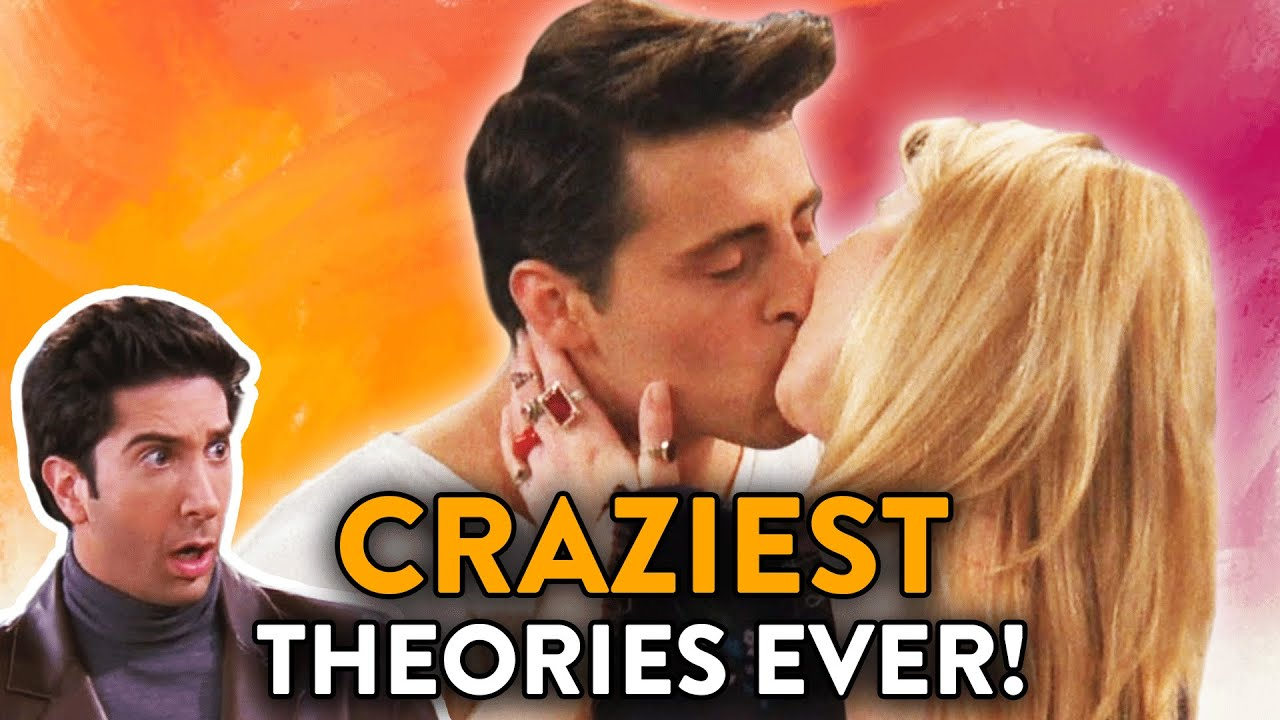 Friends: The Wildest Fan Theories That'll Make You Rewatch the Show |🍿OSSA Movies