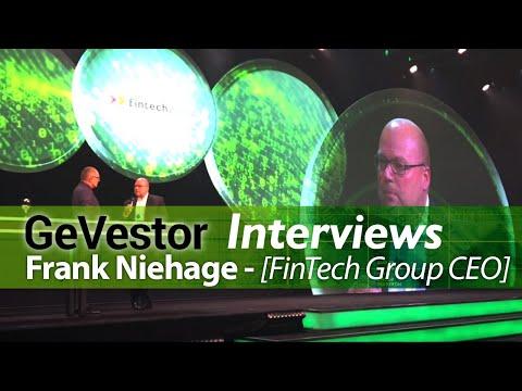 Start-Ups: Interview mit Frank Niehage von FInTech Group