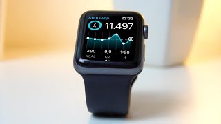 8 BEST APPS FOR APPLE WATCH SERIES 3 (FEB 2018)