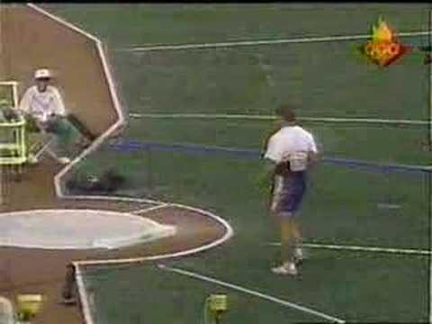 1992 barcelona olympics shot put