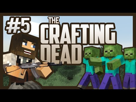 Full download minecraft crafting dead the walking dead for Crafting dead mod download