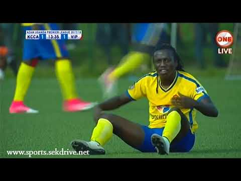 KCCA FC VS VIPERS SC 3-1 Full Match, Azam Uganda Premier League 21 NOVEMBER 2017