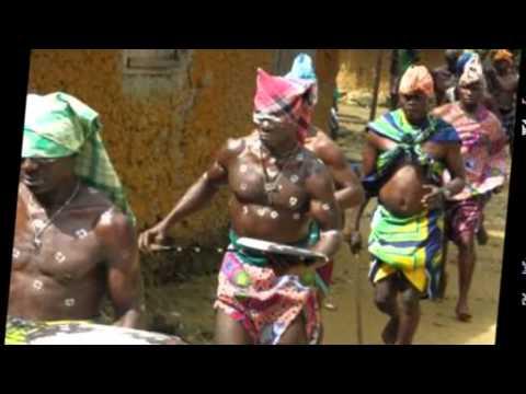 LENKA PORO CULTURAL SOCIETY SIERRA LEONE     PRINCE FORNAH