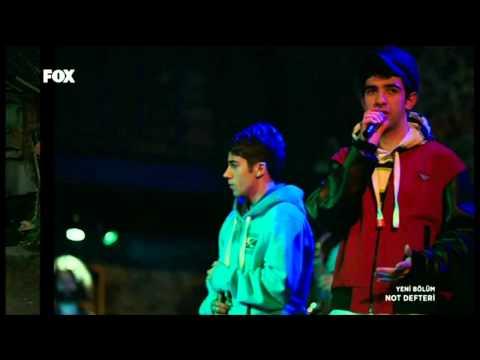 Rap Sahnesi - Not Defteri 3.Bölüm