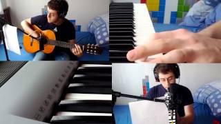 Cascada - Everytime We Touch (Piano/Guitar Cover)