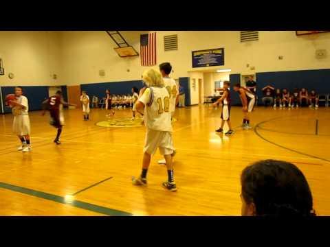 Alden v. Maryvale Middle School basketball
