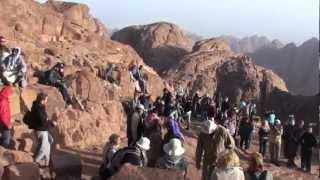 Mount Sinai 3000 Stair Descend - Egypt