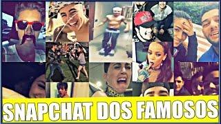 Baixar SNAPCHAT dos FAMOSOS ● MC Gui, MC Biel, Lucas Lucco, Anitta, Luan Santana, Justin Bieber,Rihanna ...
