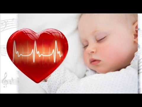 Heartbeat Sound White Noise 10 Hours Relaxing Sound