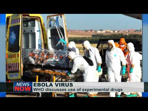 WHO considering sending experimental drug to West Africa to treat Ebola patients