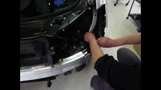 Mercedes Benz W221 New S Class 2010 Headlights Conversion (face lift) Kit