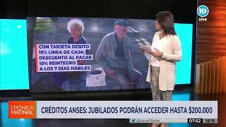 Beneficios Anses para jubilados y pensionados: descuentos y créditos