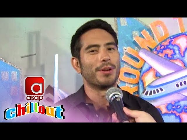 "ASAP Chillout: Gerald talks about ""AWOL"""