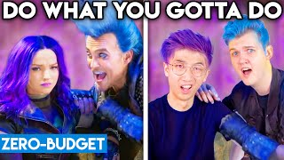 DESCENDANTS WITH ZERO BUDGET! (Do What You Gotta Do PARODY)