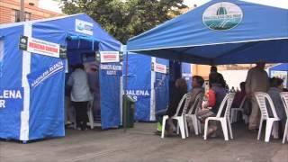 en Magdalena del Mar Mega Campaña de Salud Gratuita Francis Allison
