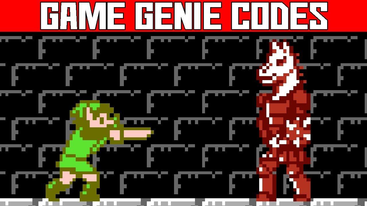 Zelda 2 game genie codes all recipes clams casino