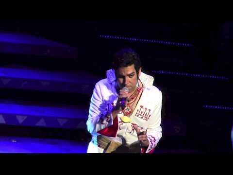 Adam Strong - Pharaoh - Joseph And The Amazing Technicolor Dreamcoat - UK TOUR