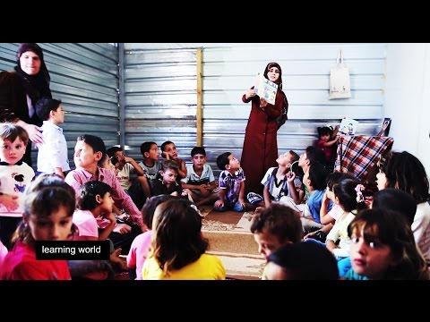 """Jordan's """"We Love Reading"""" initiative captivates young audiences (Learning World: S5E05, part 3/3)"""