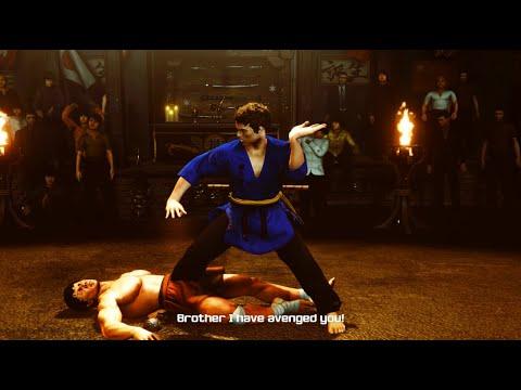 Shaolin vs Wutang 2 - Jean-Claude Van Damme vs Bolo Yeung (Hard)  