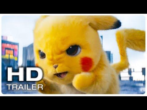 POKEMON Detective Pikachu Rage Mode Trailer (NEW 2019) Ryan Reynolds Comedy Movie HD Mp3