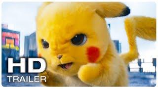 POKEMON Detective Pikachu Rage Mode Trailer (NEW 2019) Ryan Reynolds Comedy Movie HD