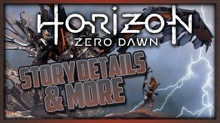 Horizon: Zero Dawn - All Story & Game Details! (Multiplayer?)