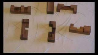 Burr Puzzle - Iq Games