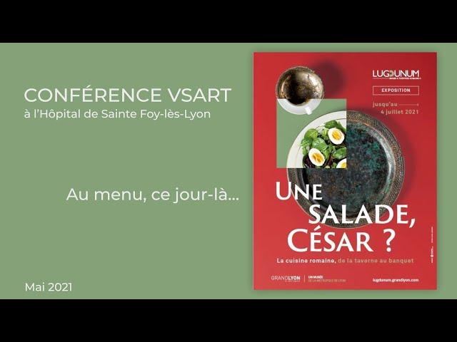 « Une salade, César ? » (11/05/21)