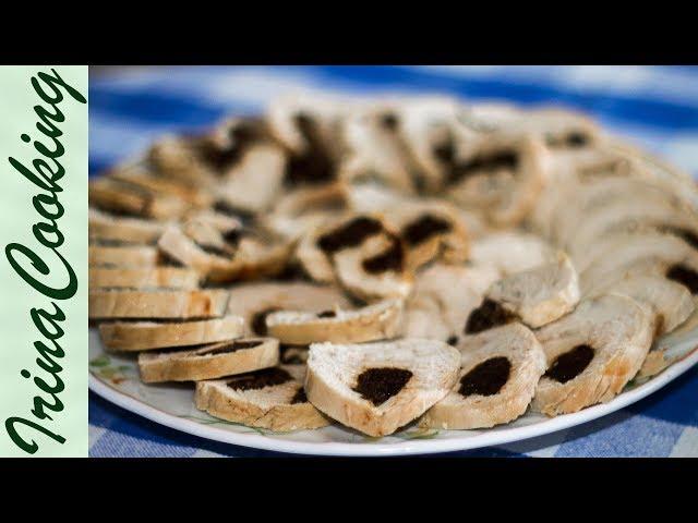 Праздничный КУРИНЫЙ РУЛЕТ с Черносливом 🐔 Праздничная Закуска из Курицы ✧ Ирина Куки