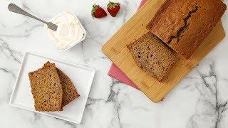 Strawberry Bread- Martha Stewart