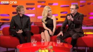 Sean Lock, On People Who Complain About TV - The Graham Norton Show, S8 Ep7 - BBC One