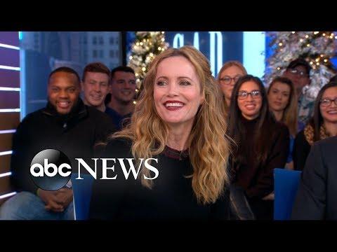Leslie Mann talks family visit to psychic
