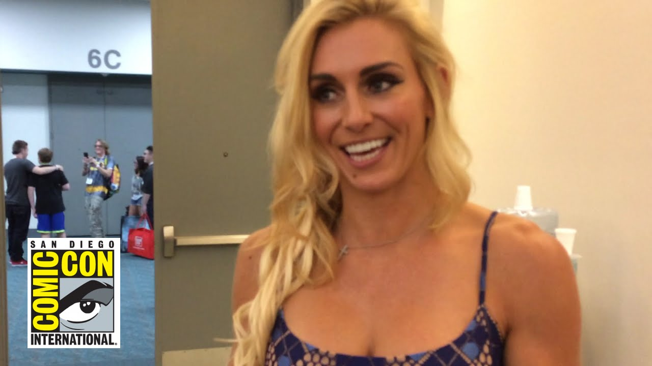 Celebrites Charlotte Flair nude photos 2019