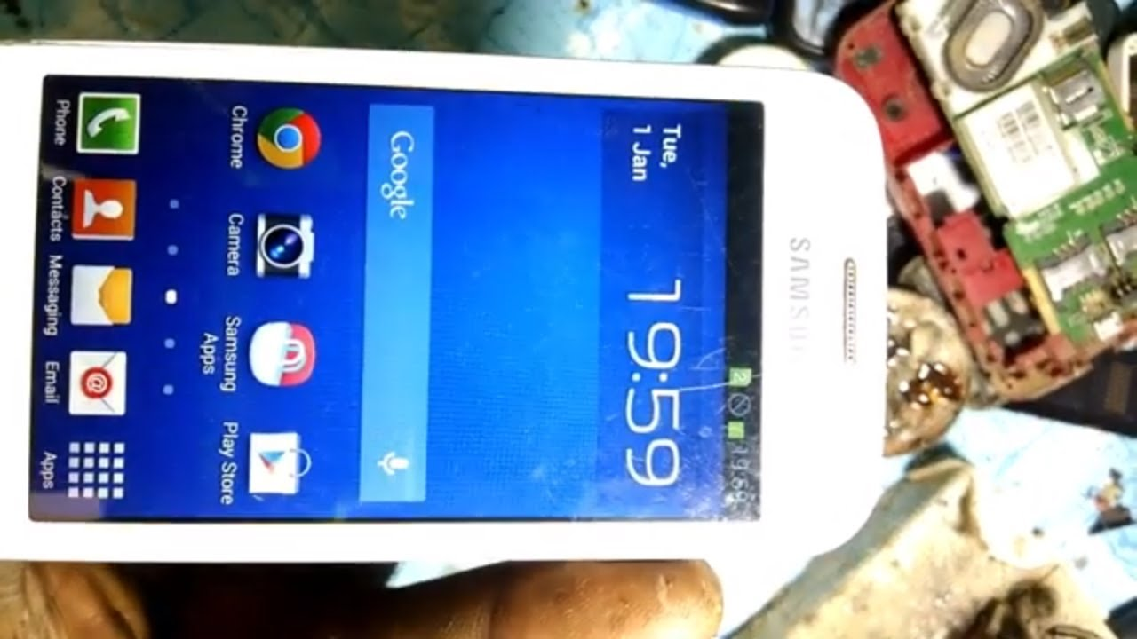 Samsung GT S7262,7562,7582 No Service Emergency Calls Only Network Problem  Solution 100% done